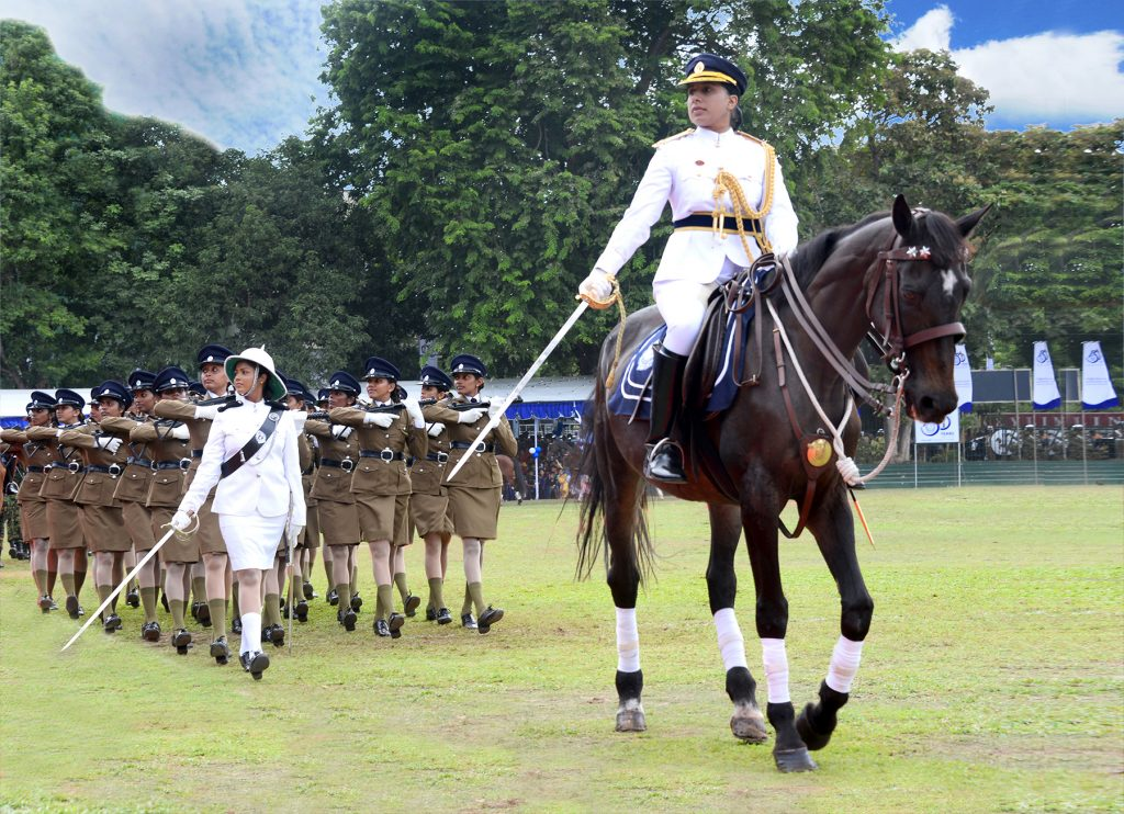 Mounted Division of Sri Lanka Police – 100 Years on